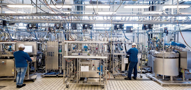Drugmakers take to continuous process manufacturing